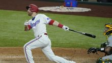 Mets acquire Frazier, Chirinos from Texas, Castro from O's