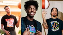 Three NBA draft hopefuls reveal how they plan to incorporate their personal style into this year's virtual event