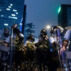 UK will keep 'close eye' on Hong Kong violence probe