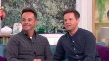 Ant and Dec reveal they've formed a 'cohort' to work without social distancing