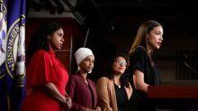 Trump defiant as lawmakers blast his 'racist' attacks on four congresswomen