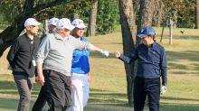 Bridgestone Golf CEO: President Trump's golf courses 'have to stand alone'