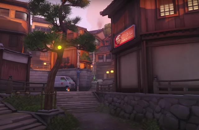 Overwatch's latest free-for-all map lets you fight through a cat cafe