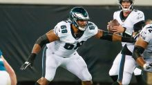 Former Eagles O-Lineman Barrett Brooks Handicaps LT Battle