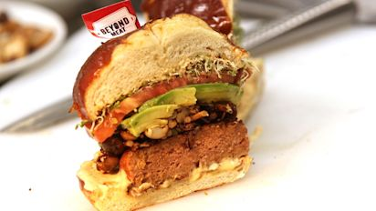 Beyond Meat: $550 million brand is winning over meat-eaters with a vegan burger that 'bleeds'