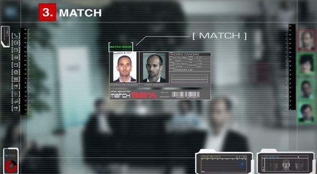 Facial recognition software helps convict a robber
