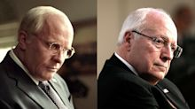 Is that you, Christian Bale? Actor disappears into the role of Dick Cheney in first 'Vice' teaser