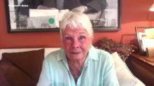 Judi Dench says Tik Tok 'saved her life' after rehearsing hilarious dance routines