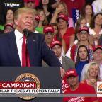 Inside President Trump's 2020 campaign kickoff