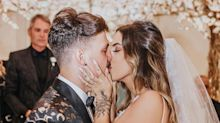 Saulo Poncio e Gabi Brandt se casam em cerimônia luxuosa no Copacabana Palace