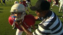 Reducing risk of head injuries in youth football