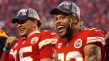 Patrick Mahomes doesn't want to play without Tyrann Mathieu as a teammate