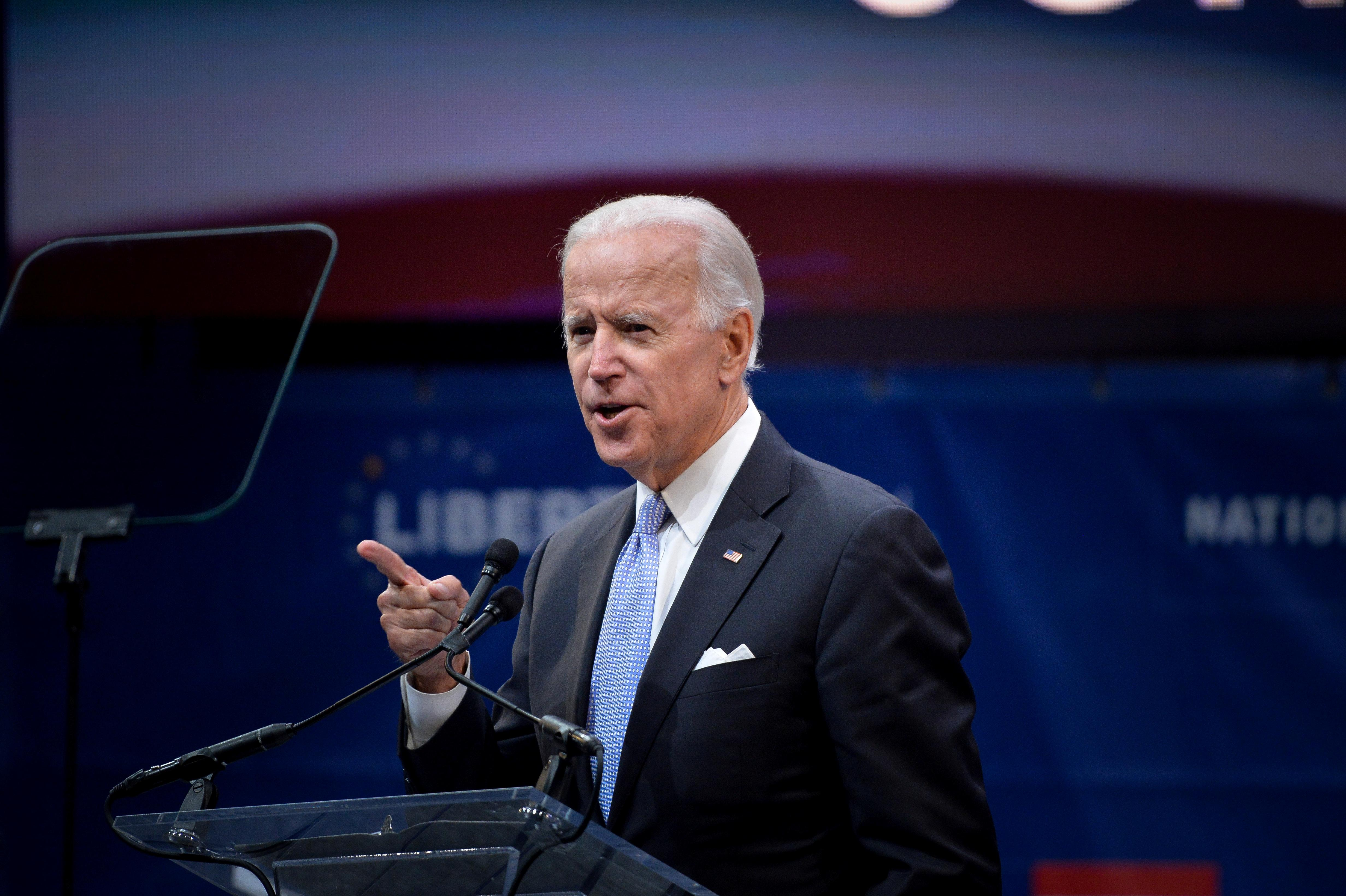 Joe Biden Would 'Win Overwhelmingly' Against Trump in 2020, Former DNC Chair Ed Rendell Says