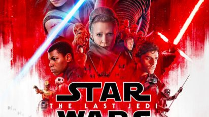'The Last Jedi' rakes in $220M, 2nd best opening ever