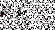 Tricky panda puzzle confusing the internet