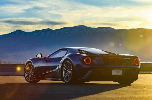 Ford will keep GT supercar from catching fire with a software update