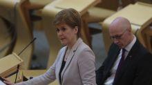 Nicola Sturgeon announces further easing of coronavirus lockdown in Scotland