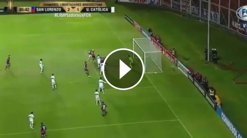 VIDEO: ¡Impresionante! Debuta y hace el gol decisivo en la primera que toca