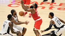 James Harden is upset about always being double-teamed
