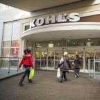 Kohl's, JCPenney shares plunge as weak earnings echo department-store concerns