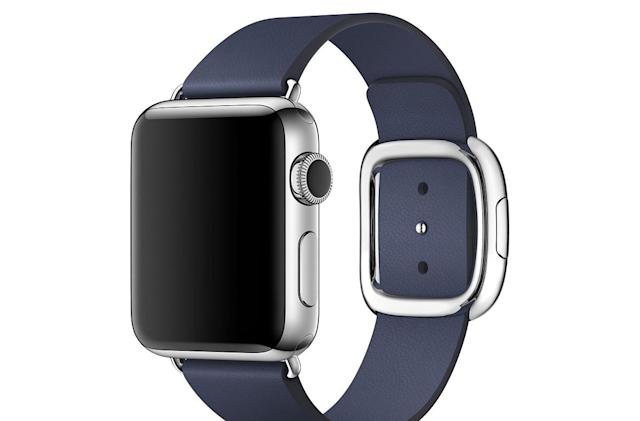 Apple quietly kills Modern Buckle Watch band in the US