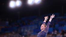 Olympics-Gymnastics-U.S. gymnast Carey embraces chance to fill in for Biles
