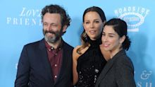 No Bad Blood Here: Michael Sheen, Sarah Silverman, and Kate Beckinsale Pose Together on the Red Carpet
