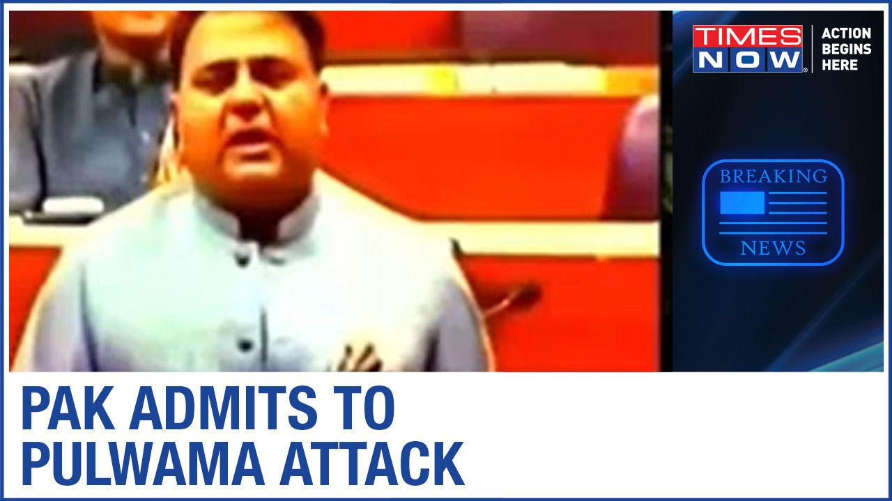 "Pakistan admits Pulwama attack, Imran denied link but Minister says ""Hindustan ko ghus ke maara"" [Video]"