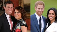 Princess Eugenie Believes She 'Deserves' Her Bigger Royal Wedding Than Meghan Markle and Prince Harry