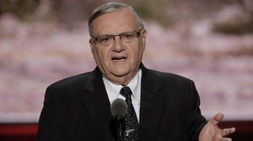Sheriff Joe Arpaio at RNC: Elect Donald Trump to 'protect our border!'
