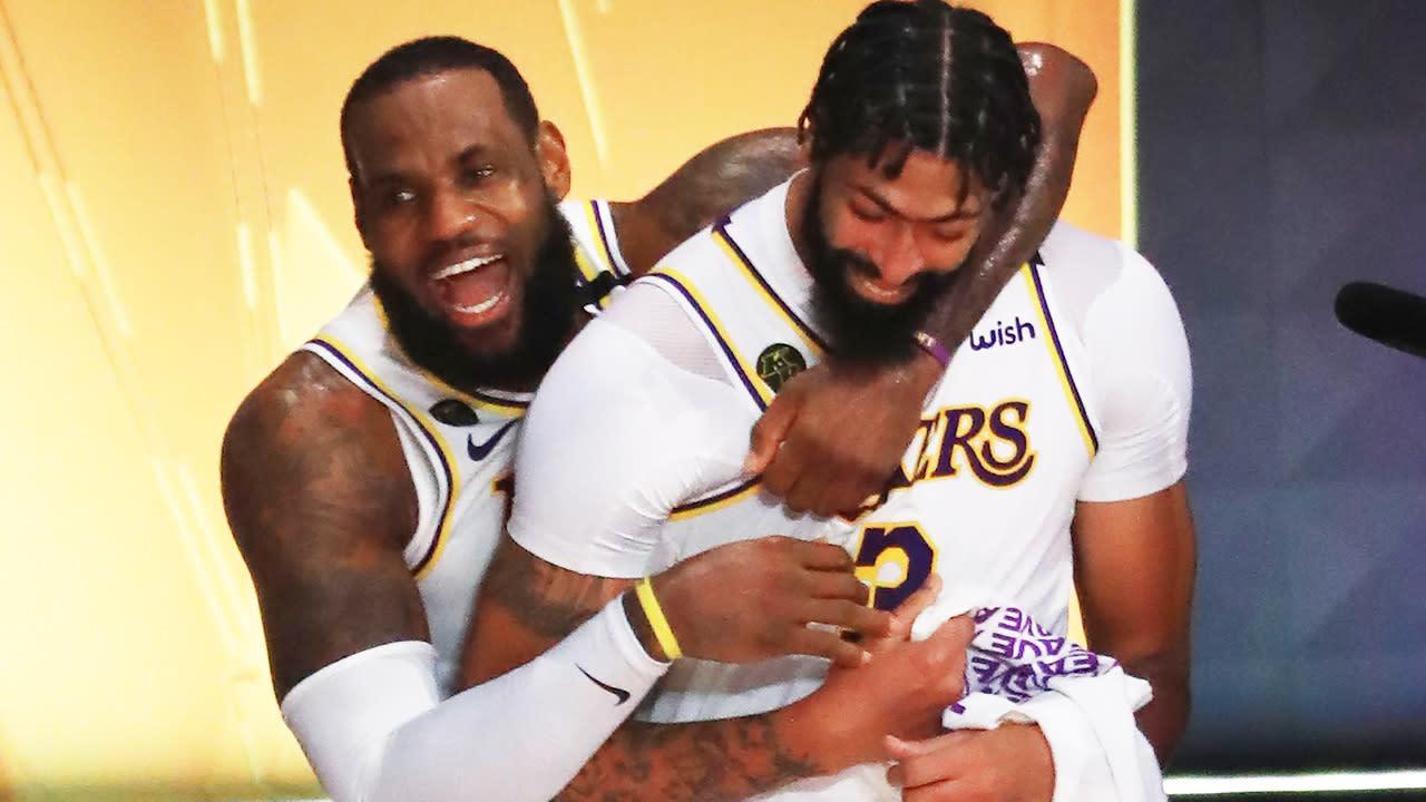 LA Lakers' perfect tribute to Kobe Bryant - cover