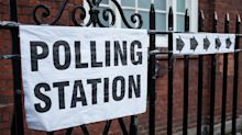 How does voting work in a UK general election and what is First Past the Post?
