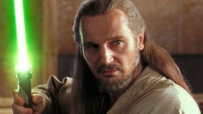 Liam Neeson open to Qui-Gon Jinn return