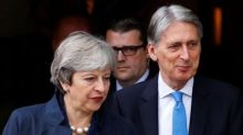 May and Hammond to meet European bosses for Brexit talks