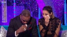 Charles Venn and Karen break down over 'Strictly Come Dancing' axe