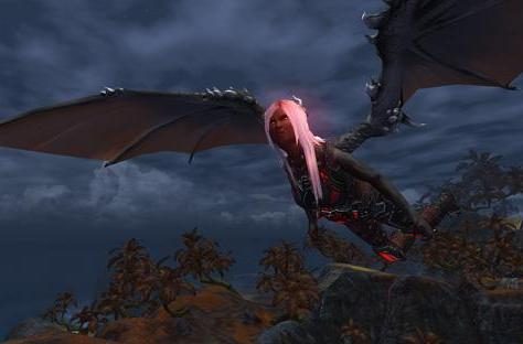 EverQuest II's Aerakyn race is spreading its wings November 11th