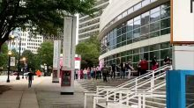Heavy Turnout Reported in Atlanta as Early Voting Begins