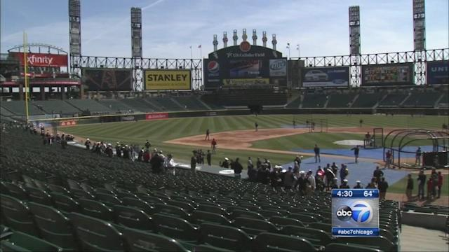White Sox opening day sees victory over Minnesota Twins