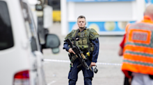 Police in Finland have arrested five people after a knife-wielding man went on a stabbing spree