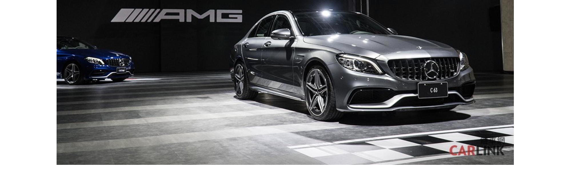 九速變速箱上身!小改款Mercedes-AMG C 63 497萬元正式上市