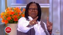 The one thing that Whoopi Goldberg struggles with on 'The View'