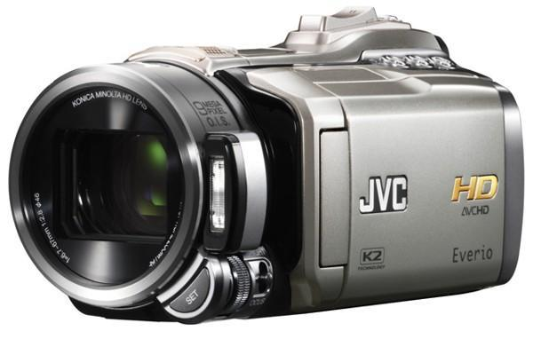 JVC issues Everio GZ-HM400 Full HD camcorder in Japan