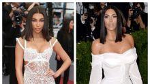 Chantel Jeffries, la modelo a la que todos confundieron con Kim Kardashian en Cannes