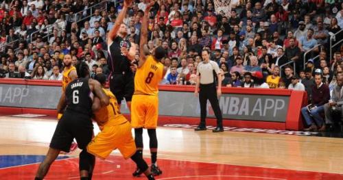 Basket - NBA - Sans LeBron James, les Cavaliers s'effondrent face aux Clippers