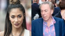 Andrew Lloyd Webber Slams Nicole Scherzinger, Again