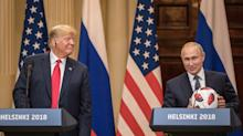See How Newspaper Front Pages Around the World Reacted to Trump's Embrace of Putin in Helsinki