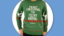 'Gobble till you wobble': 19 funny holiday sweaters guaranteed to make you laugh