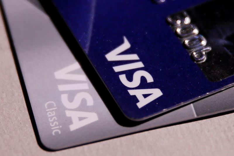 U.S. sues Visa to block its acquisition of Plaid