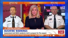 Queensland, NSW residents told to prepare for fire season