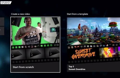 The Xbox One's built-in video editor just got a lot more powerful